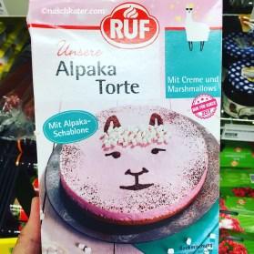 RUF Alpaka-Torte backmischung