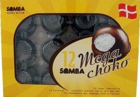 Samba Dänische MegaChoko Schokoküsse