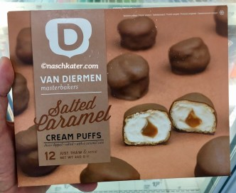 Van Diermen Masterbakers Cream Puffs Salted Caramel