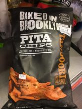 Aladdin Bakers Baked in Brooklyn Pita Chips