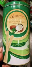 Biskitop Wafer Sticks Coconut Dose