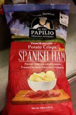 El Tio Papilio Potato Crisps Spanish Ham