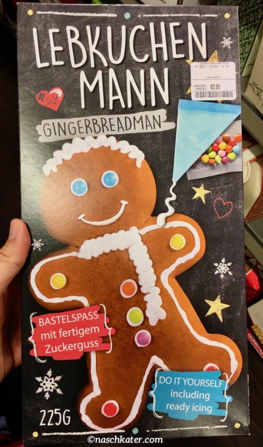 Lebkuchen, Gingerbread oder Weckmann? Das sind die Unterschiede!
