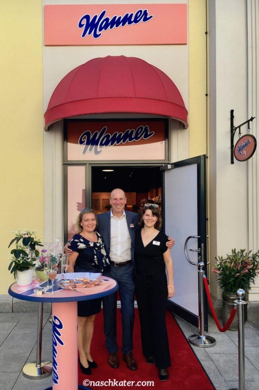 Manner Popup-Shop Wustermark außen