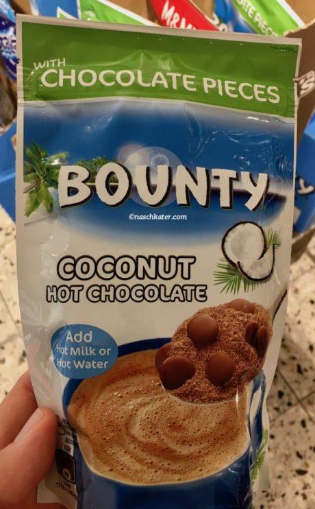 Mars Bounty Heiße Schokolade