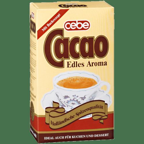 cebe cacao Edles Aroma Kakaopulver