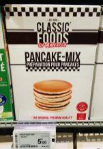 Classic Foods of America Pancake-Mix Kit 460 Gramm