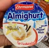 Almighurt Typ Vanillekipferl