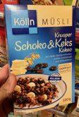 Kölln Müsli Schoko+Knusperkeks Kakao