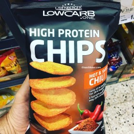 Layenberger LowcarbOne High Protein Chips Hot & Sweet Chili