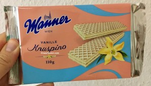 Manner Knuspino Eiswaffeln