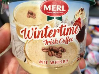 Merl Wintertime Irish Coffee mit Whiskey Dessert