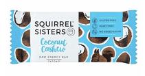 Squirrel Sisters Coconut Cashew Raw Energy Bar