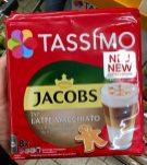 Tassimo Jacobs Typ Latte Macchitao Lebkuchen