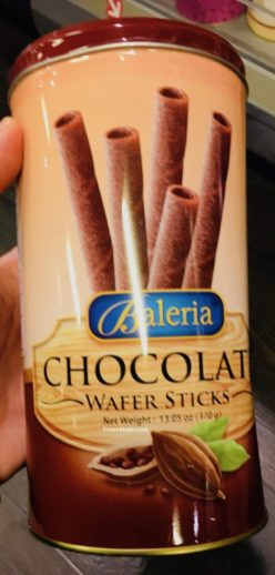 Baleria Chocolate Wafer Sticks