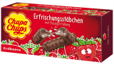 Chupa Chups Erfrischungsstäbchen Erdbeere