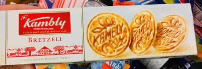 Kambly Suisse Bretzeli Biscuit Thins