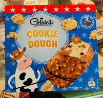Lidl Gelatelli Cookie Dough Eiskrem Stileis