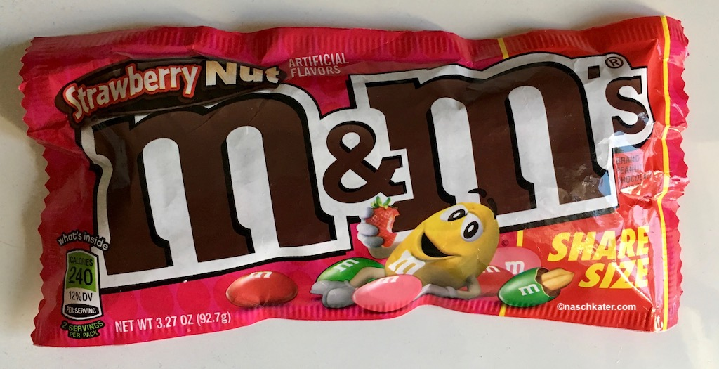 M+M's von Mars: Es gibt so viele verschiedene Sorten!