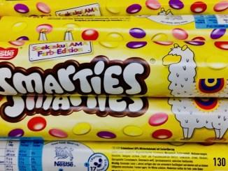Netlé Smarties SpektakuLama Farb-Edition Lama