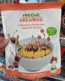 Freche Freunde Frühstücks-Früchtchen Banane+Kirsche ohne Zuckerzusatz Bio