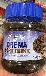 Mary Lee Creme Dark Cookie Brotaufstrich Oreo
