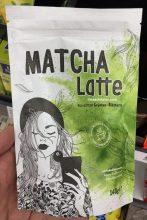 Matcha Latte aus echten Grüntee-Blätttern 140 Gramm