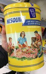 Nestlé Nesquik Kakao Schmuckdose