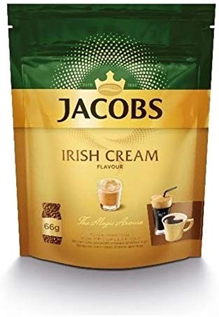 Jacobs Irish Cream Instant-Kaffeepulver 66 Gramm