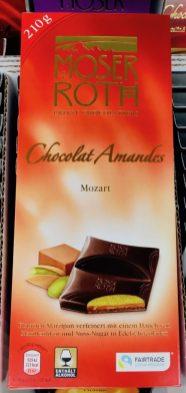 Aldi Moser Roth Chocolat Amandes Mozart Pistazie