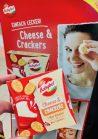 Babybel Cheese+Crackers Display