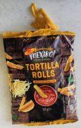 Bienvenido mexico! Tortilla Rolls Nacho Cheese 125 Gramm