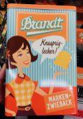 Schöne Retro-Schmuckdose von Brandt.