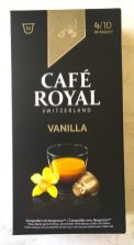 Café Royal Schweiz Vanilla Kapseln