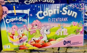 Capri-Sonne Multipack Fairy Drink Elfentrank Einhorn
