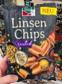 Funny frisch Linsenchips Oriental
