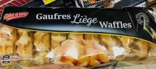Gaufres Liege Waffles Belgisches Waffeln