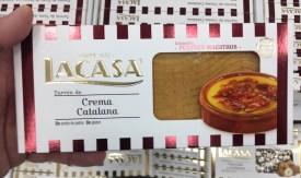 Lacasa Turron de Crema Catalana