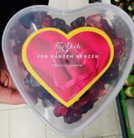 Lidl Trolli Valentinstag Für Dich Weingummi-Herzen in Herzdose