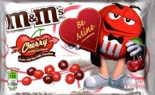 M+M Chery Valentinsday Edition