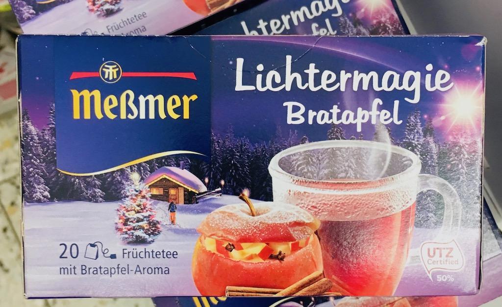 Meßmer Tee Lichtermagie Bratapfel