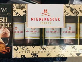 Niederegger Lübeck Irish Coffee Marzipan