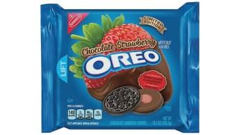 Oreo Strawberry Chocolate Special Edition