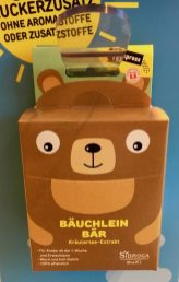 Sidroga Kindertee Bäuchlein Bär