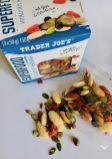 Trader Joe's Superfood Vitalitäts-Mischung Goji- und Blaubeeren