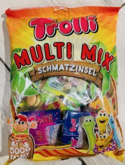 Trolli Multi Mix Schmatzinsel 500Gramm