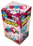 Ein neuer Kaugummi-Lolli von Bazooka, gefunden in England.