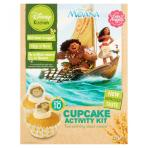 "Disney Cake: Backmischung für Cupcakes zum Disney-Film ""Moana"""