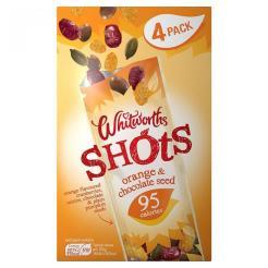 Whitworths Shots Orange und Schokoladen-Samen