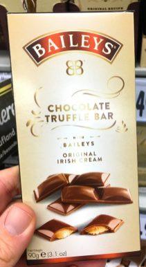 Baileys Chocolate Truffflebar 90g